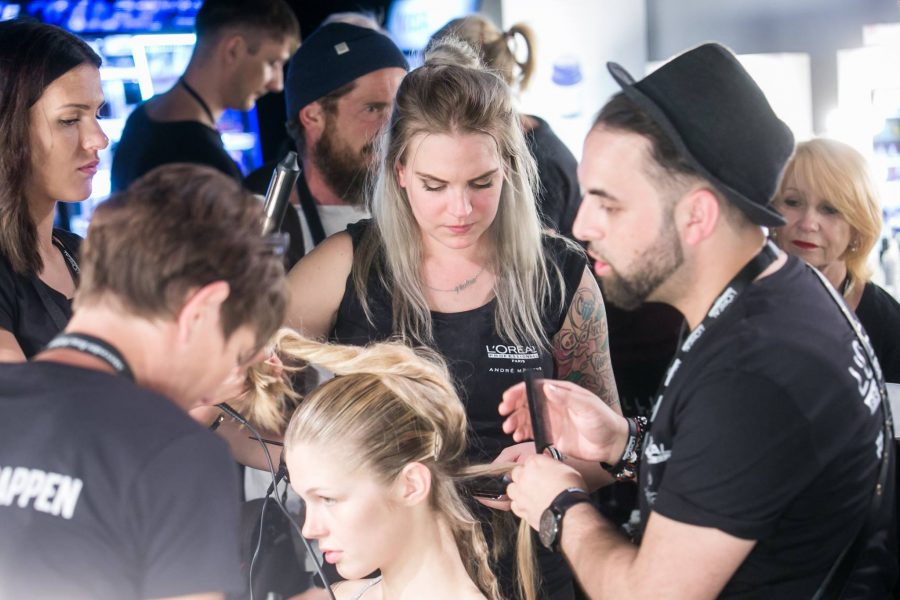 Mercedes-Benz Fashion Week Berlin Spring/Summer 2017<br>Odeur
