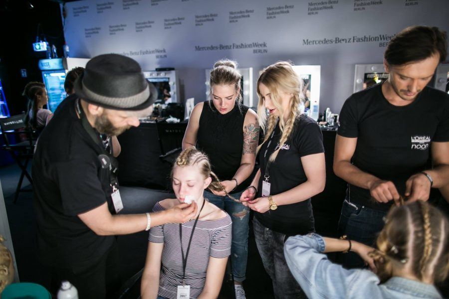 Mercedes-Benz Fashion Week Berlin Spring/Summer 2017<br>Johny Dar