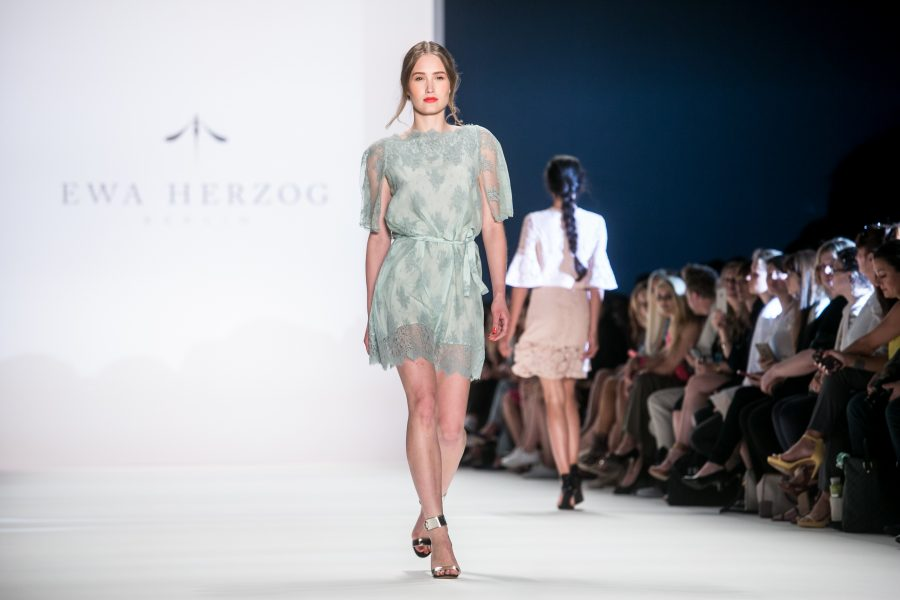 Mercedes-Benz Fashion Week Berlin Spring/Summer 2017<br>Ewa Herzog