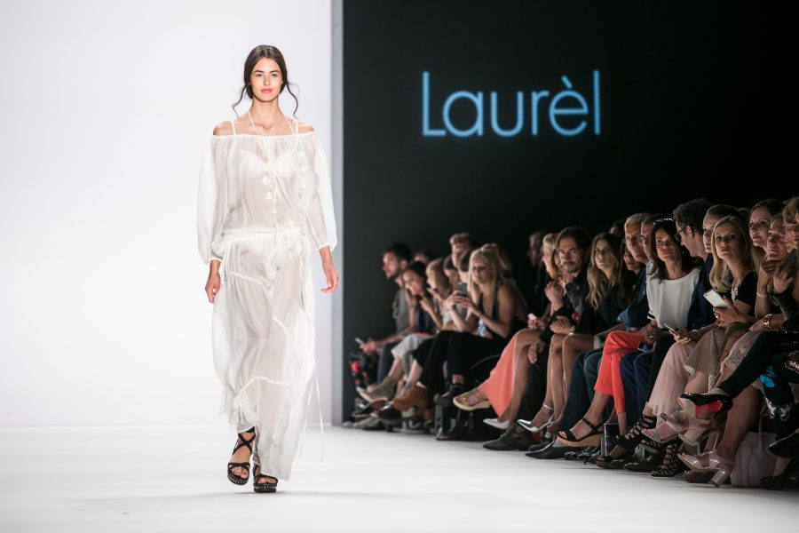 Mercedes-Benz Fashion Week Berlin Spring/Summer 2017<br>Laurèl