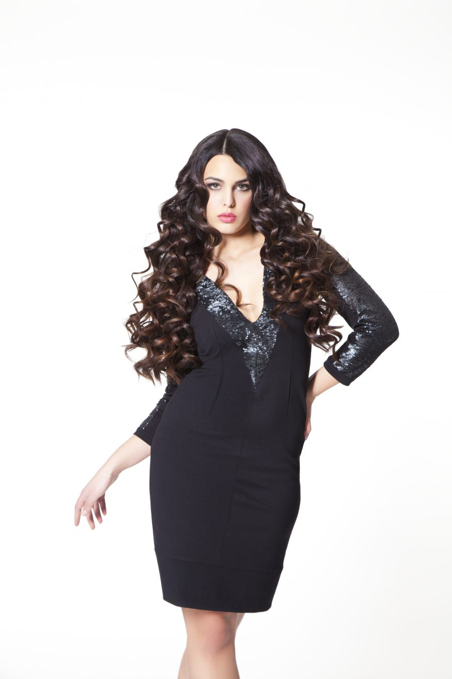 Anke, Mareike, Patricia &#038; Tam<br>ghd Curl Styling Secrets