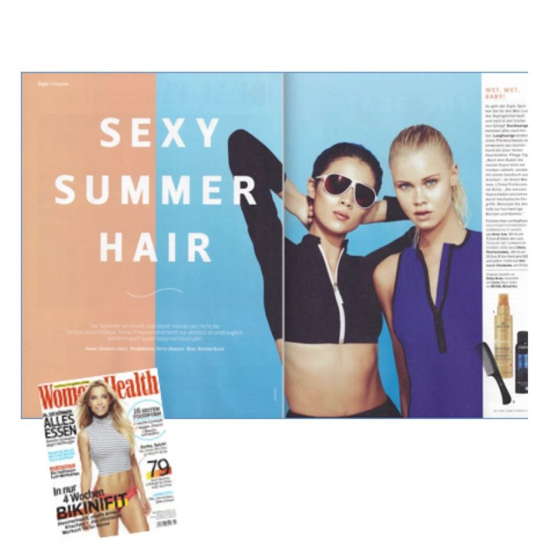 Women&#8217;s Health Beauty Extra <br> Sexy Summer Hair