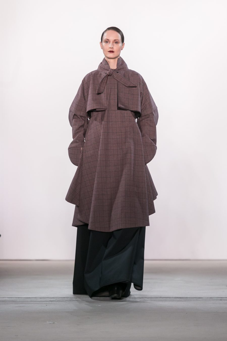 Mercedes-Benz Fashion Week Berlin Autumn/Winter 2017/18<br>Isabel Vollrath