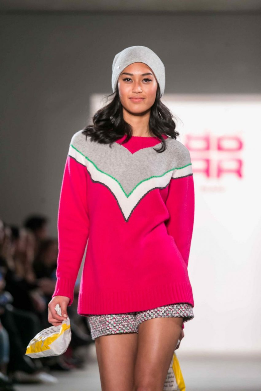 Mercedes-Benz Fashion Week Berlin Autumn/Winter 2017/18<br>Riani